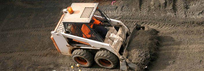 PDQ Mini Excavator